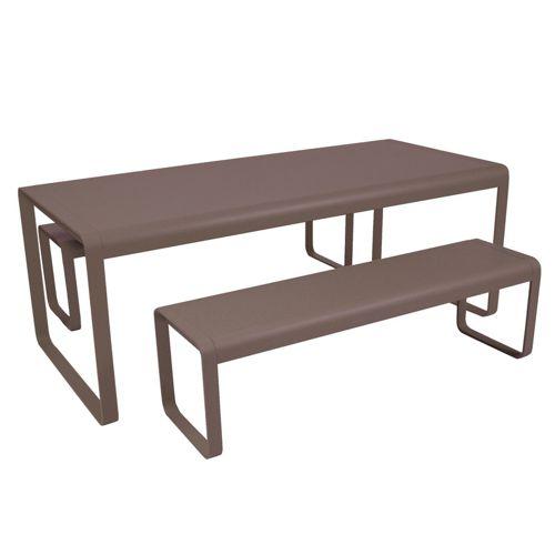 Muebles de aluminio fiberland for Aluminio productos de fundicion muebles de jardin